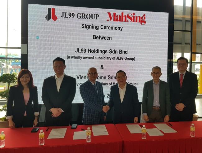 Mah Sing Acquires Prime Land Next To Kepong Metropolitan Park