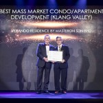 or Nordic Lifestyle-Inspired Verando Residence Highly Commended for Best Mass Market Condo/Apartment Development (Klang Valley) 2019 or