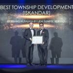 UEM Sunrise Awarded Highly Commended for Best Township Development (Iskandar) for Landmark Gateway Project