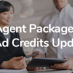 Agent Packages & Ad Credits Update - Effective 1 Sep, 2019