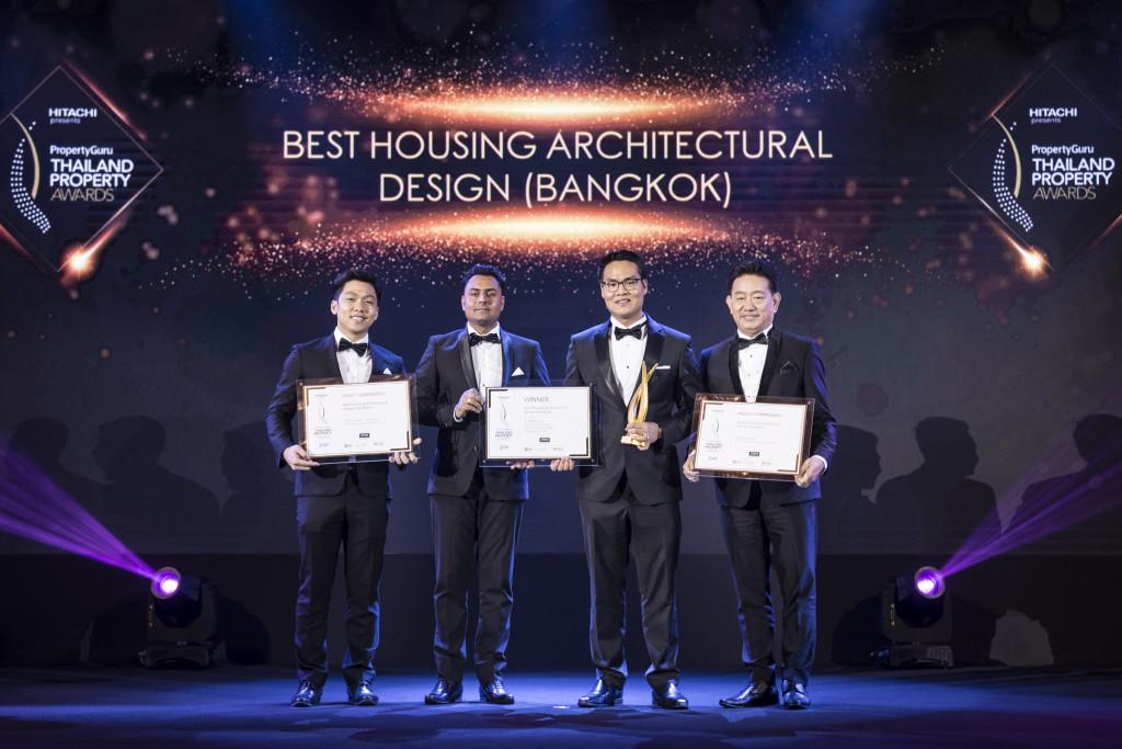 HC-最佳住房建筑设计-曼谷