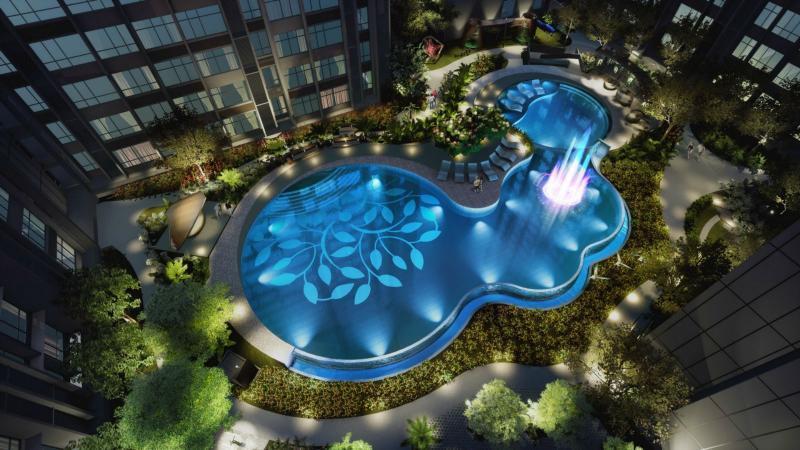 Cubic-Botanical-swimming-pool