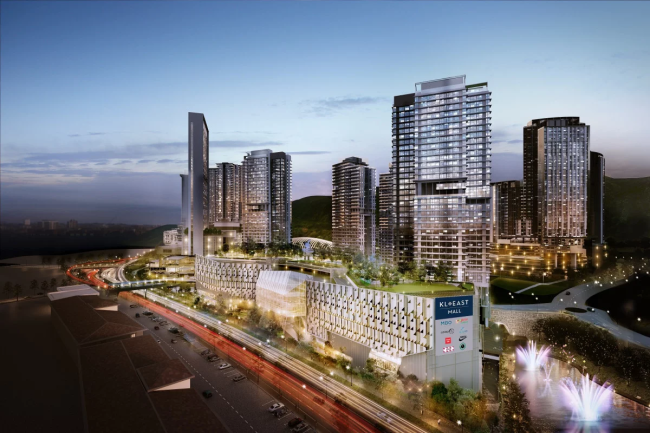 • Sime Darby Property to open KL East Mall in March 2020