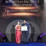 Inilah Pemenang dari Best Medium Rise Office Development dan Architectural Design Indonesia