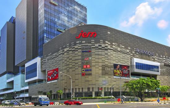 Jurong East mall Jem