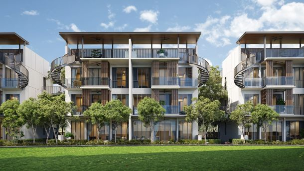 One Holland Village Residences Leven condo