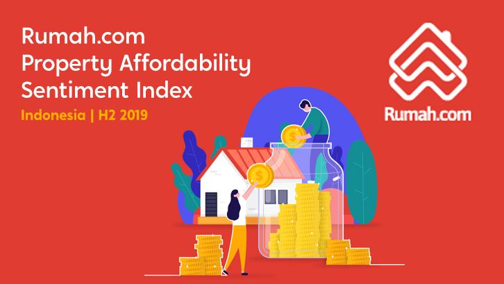 Rumah.Com Property Affordability Sentiment Index Semester II - 2019: Milenial Makin Minati KPR Syariah
