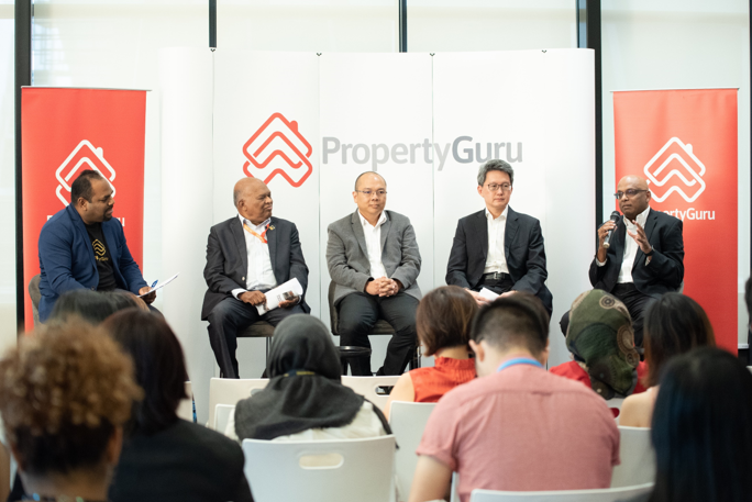 PropertyGuru Market Outlook 2020 panel discussion