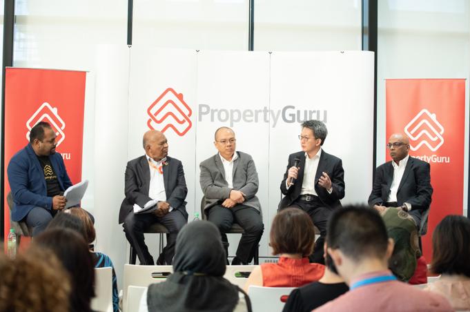 PropertyGuru Market Outlook 2020 panel discussion