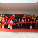 Mah Sing officiates the grand opening of M Luna's sales gallery