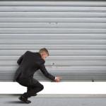 Pintu Besi Penting untuk Melindungi di Kondisi Darurat