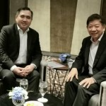 Malaysia's Transport Minister met his Singapore counterpart, Khaw Boon Wan in Singapore to conclude the Johor Bahru-Singapore Rapid Transit System (RTS)