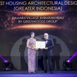 Best Housing Architectural Design (Greater Indonesia) Dimenangkan Oleh Village Jimbaran Hijau Karya Greenwoods Group di PropertyGuru Indonesia Property Awards 2019