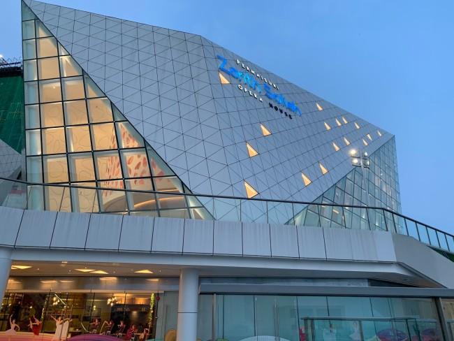 Permaisuri Zarith Sofiah Opera House opens to public