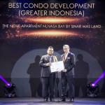 Apartemen Beachfront The Nove Apartment Nuvasa Bay Batam Kantongi Penghargaan di PropertyGuru Indonesia Property Awards 2019
