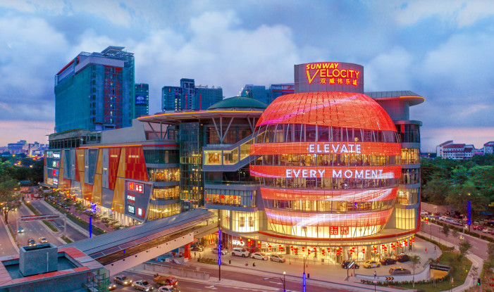Sunway's non-essential trade retailers to get 14-day free rent