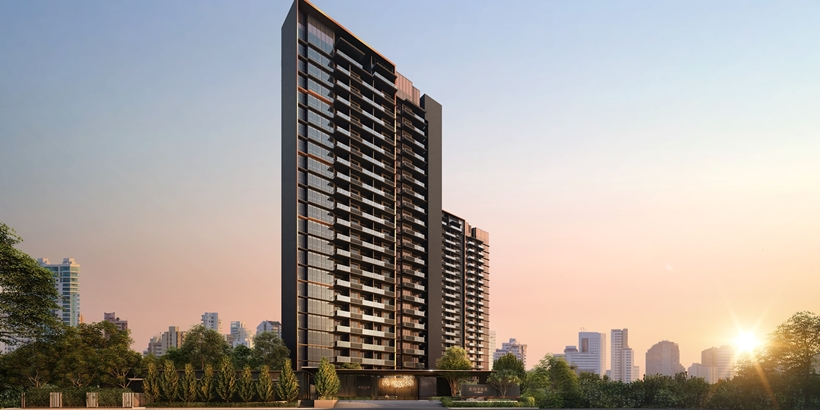 Kopar at Newton condo by CEL Development sold 77 units ahead of the circuit breaker measures by the government