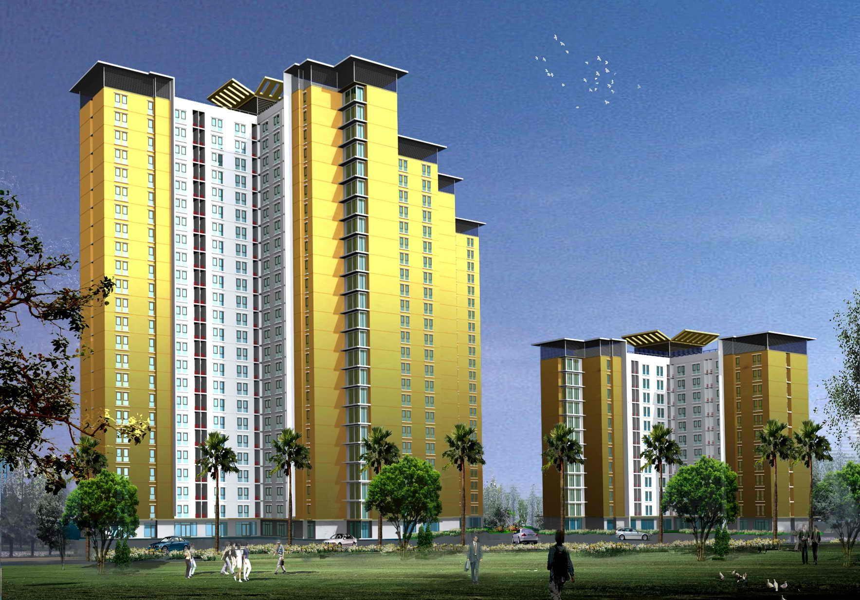 asar Apartemen di Jakarta dan Surabaya Lesu