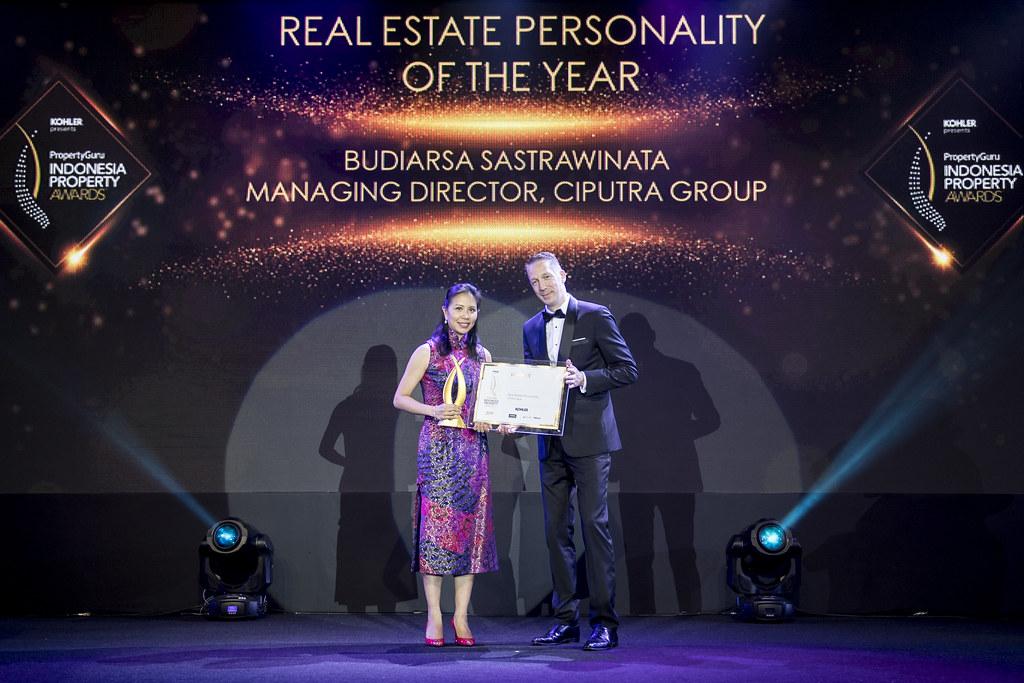 Ciputra Group di AJang Indonesia Property Awards 2019