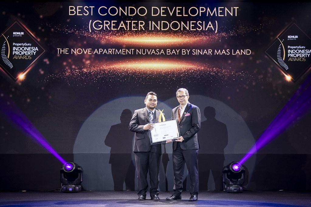Sinar Mas Land di Ajang Indonesia Property Awards 2019