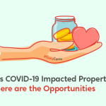 How has COVID-19 impacted property prices and where are the opportunities?
