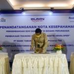 Bank BTN Latih Seribuan Santri Untuk Jadi Pengembang