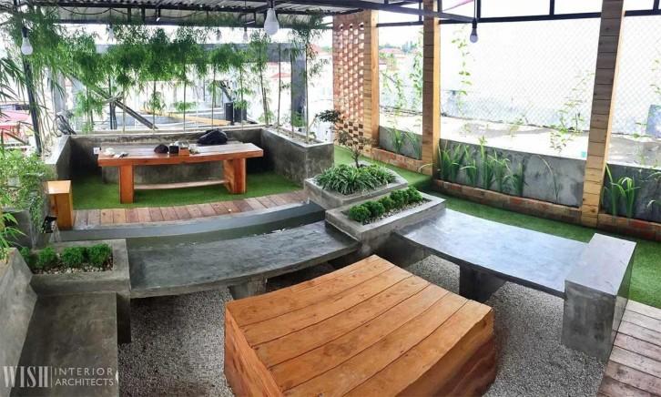 Kebun rooftop