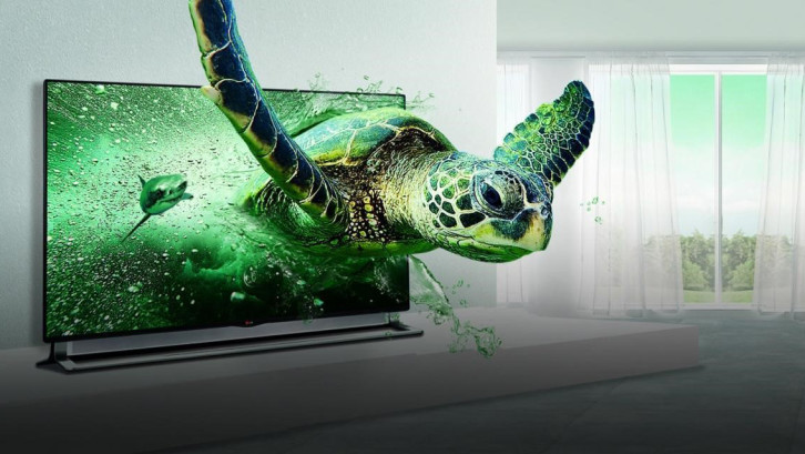 teknologi canggih: Menonton lebih nyaman dengan 3D TV