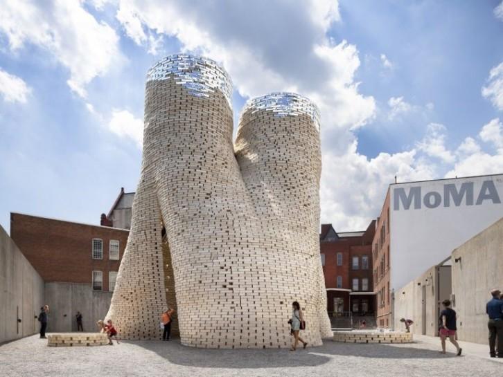 bahan bangunan ramah lingkungan Mycelium