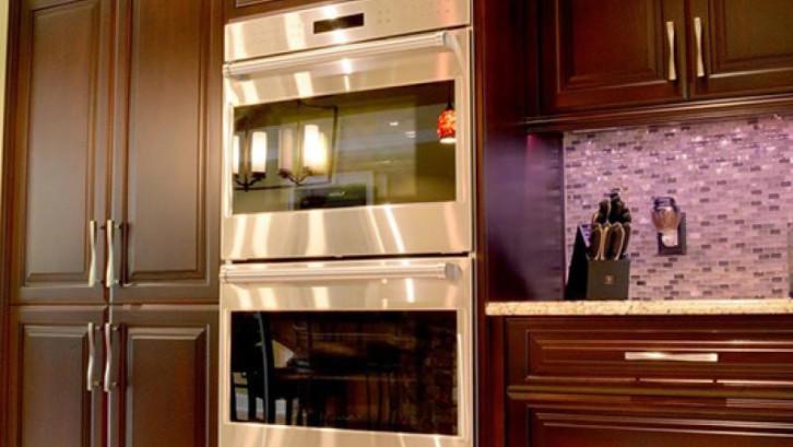 teknologi canggih Refrigator Wall Oven
