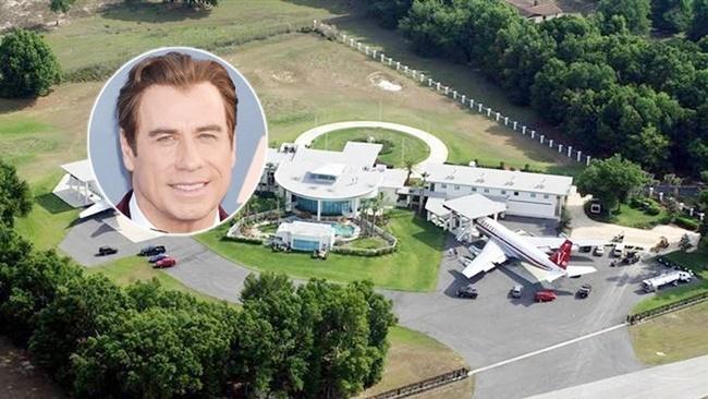 Rumah Unik Selebriti Hollywood