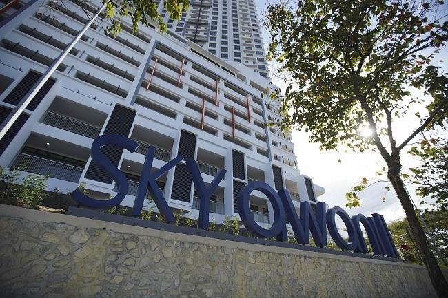 SkyWorld's SkyAwani 2 Ranks Highest in Residensi Wilayah Category