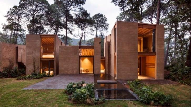 bahan bangunan ramah lingkungan Tanah yang Dipadatkan