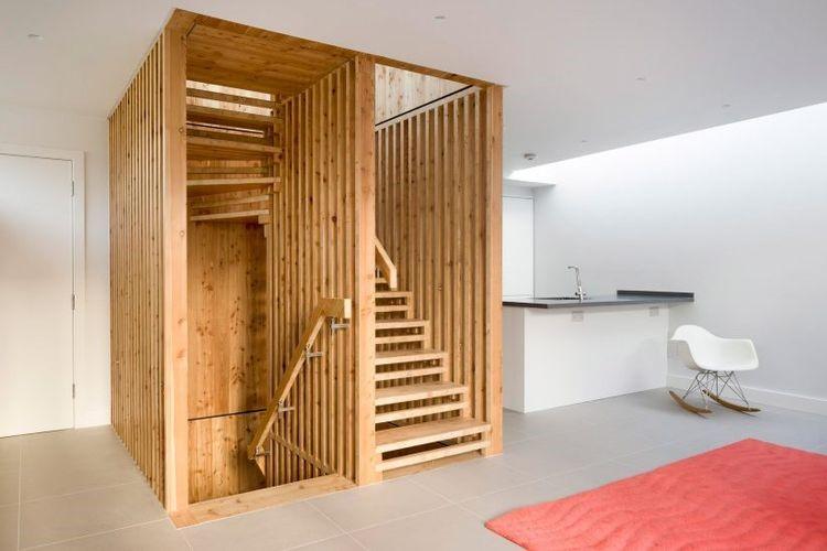 Tangga Unik Ini Bisa Jadi Inspirasi Desain Tangga di Rumah