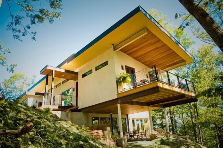 Bahan bangunan ramah lingkungan Hempcrete