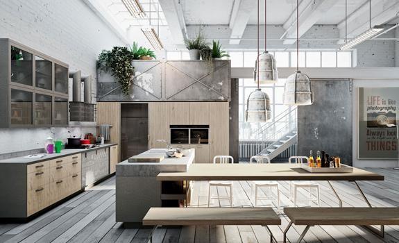 desain dapur modern 2