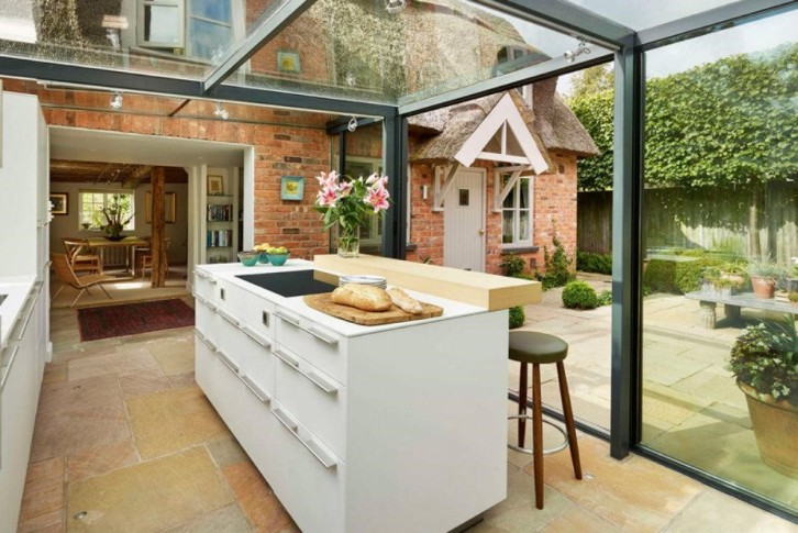 desain dapur modern 4