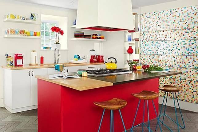 desain dapur modern 5