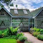 Keren! 6 Rumah Ini Terbuat Dari Bahan Bangunan yang Tidak Biasa