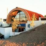 membangun earth sheltered homes secara efisien
