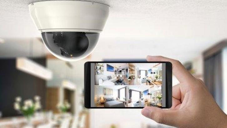 sistem otomasi di rumah-Memiliki sistem keamanan yang canggih