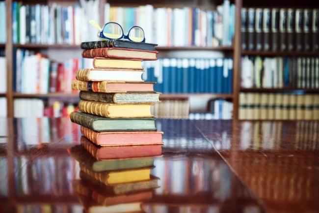 Perpustakaan di Rumah