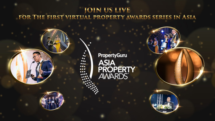 PropertyGuru Asia Property Awards 2020 launches the region's first virtual gala series for real estate