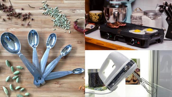 Alat dapur terbaik untuk rumah Anda