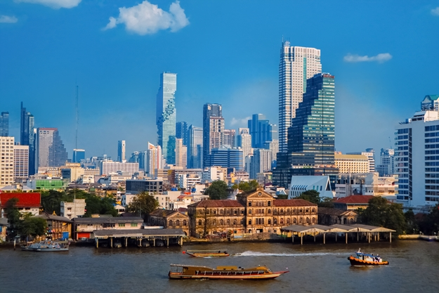 DDproperty Thailand Property Market Index Q1 2564