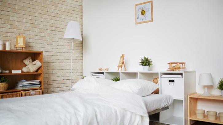 Membuat kamar tidur lebih nyaman