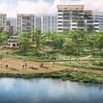 Parc Residences @ Tengah will have 1,044 flats in the Tengah November 2020 launch