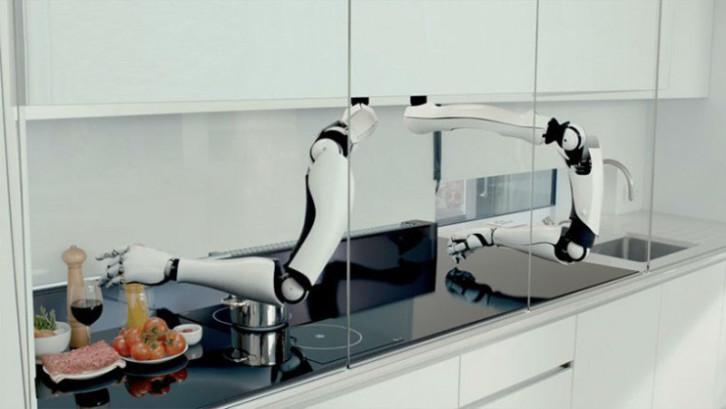 AI membuat dapur menjadi setara restoran mahal