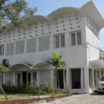 Arsitektur jengki, desain interior dan eksterior, karya asli Indonesia
