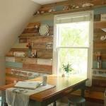 Ide Kreatif yang Bisa Dilakukan dengan Kayu Bekas di Rumah